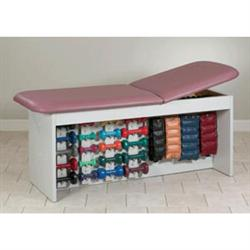 Clinton Treatment Table With Pt Storage