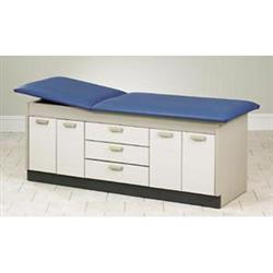 Clinton 4 Door & 3 Drawer Treatment Table