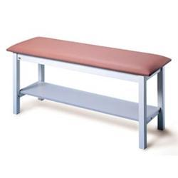 "Hausmann H-Brace Treatment Table W/ Shelf 24""W"