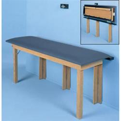 Hausmann Wall Folding Treatment Table