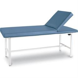 Pro-Series Treatment Table W/ Adjustable Back 36'H