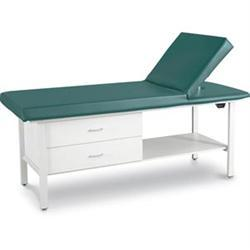 Pro-Series Table With Adjustable Back & Drawer 30""