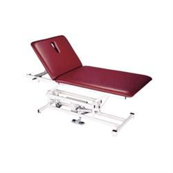 Bariatric Hi-Lo Table, 2 Piece Top Section