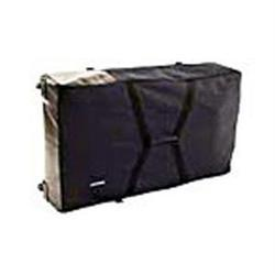 Carrying Case W/Wheels Lifetimer Portable Tables, Black