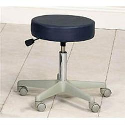 Adjustable Stool With Foot Ring 19.5'-24.5'H
