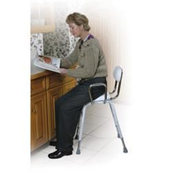 Drive All Purpose Stool With Adjustable Arms