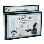 Relief Pak® Re-Usable Heavy Duty Black Urethane Cold Pack