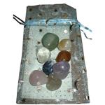 Chakra Gemstones With Pouch And Storycard Set of 8