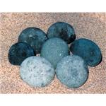 Cold Aquamarine Stones Set Of 7