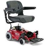 Pride Mobility Go-Chair Travel Power Chair