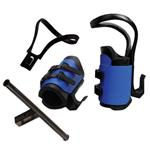 Teeter® EZ-Up Gravity Boots with Adapter Kit
