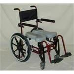 Advanced Folding Shower/Commode Chair