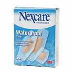 "Nexcare Waterproof Bandaid 1-1/6""X2.25"""