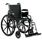 Invacare Tracer Sx5 With Flip Back Arms