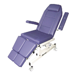 Metron Mk 2 Podiatry Chair Split Leg
