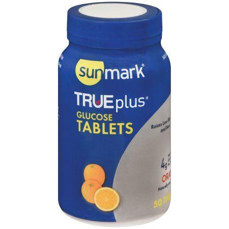 TRUEplus™ Glucose Chewable Tablets