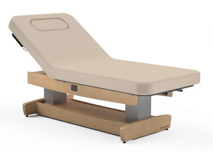 Oakworks® PerformaLift Lift-Assist Backrest Top Table