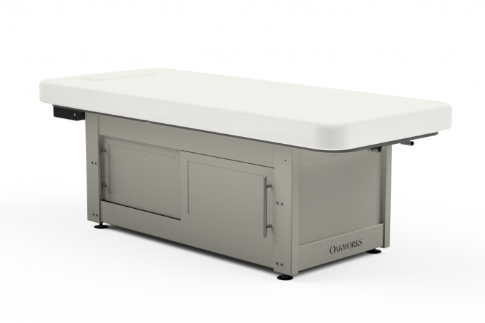 Oakworks® Clinician Premiere Electric-Hydraulic Flat Top