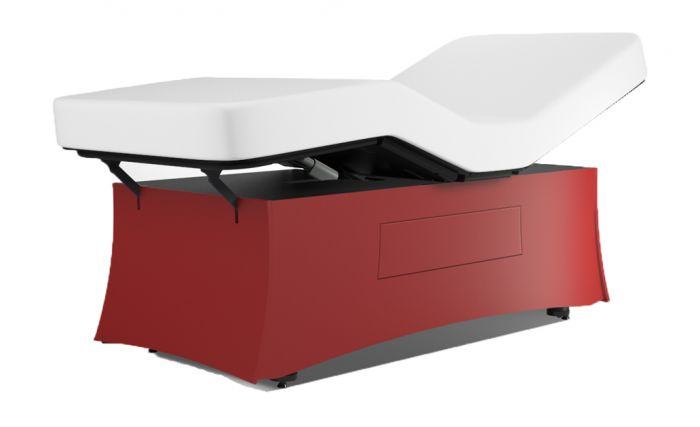 OAKWORKS® Masters Collection Maia Table with Warming Drawer