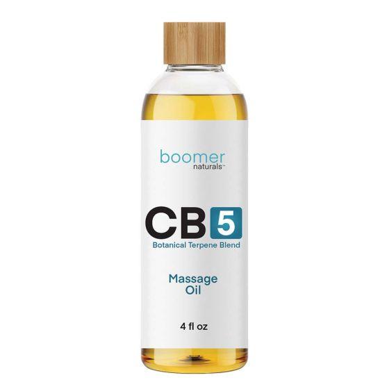 Boomer Naturals™ CB5 Massage Oil