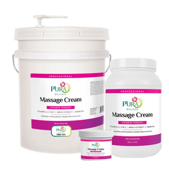 Pura Wellness™ Vitamin Therapy Massage Cream