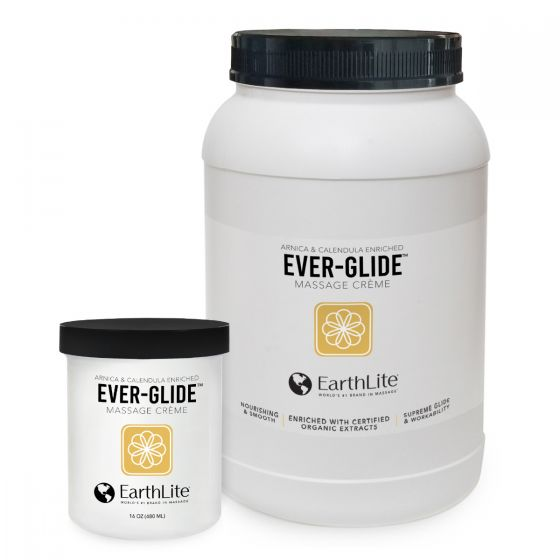 EarthLite® Ever-Glide™ Massage Crème