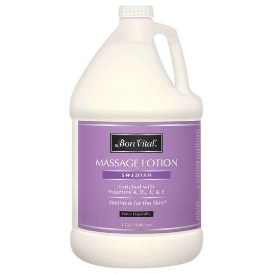 Bon Vital' Swedish Massage Lotion - Original Swedish Massage Lotion