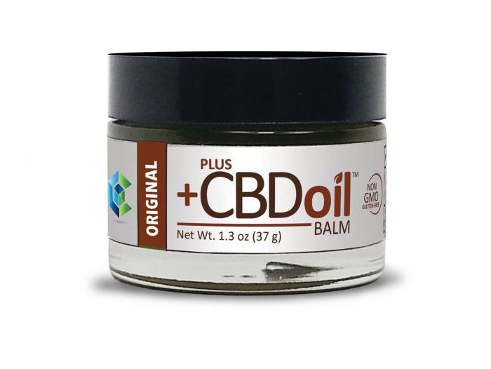 Plus CBD Oil™ Original CBD Balm - 1.3 oz - 50 mg CBD