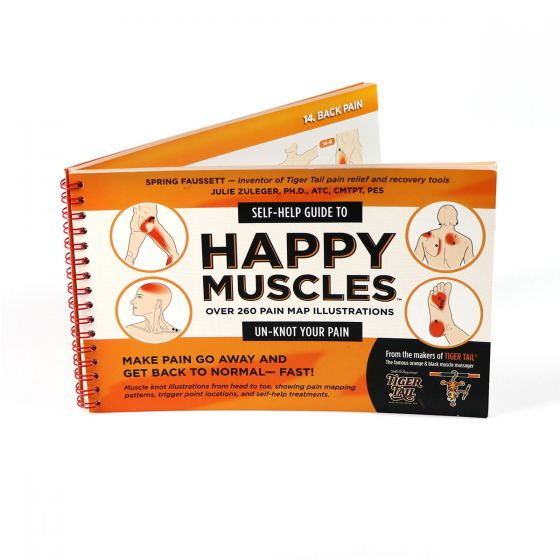 Tiger Tail® The Happy Muscles Guide Book