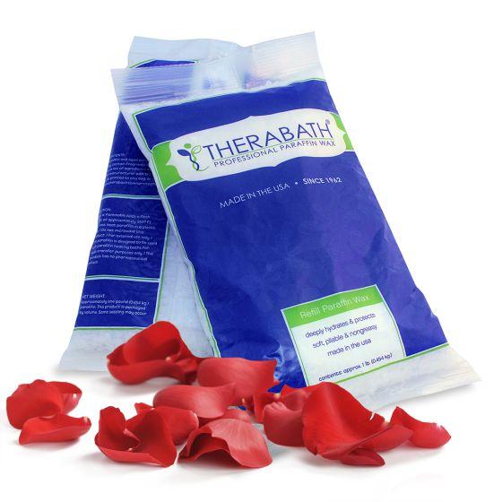 THERABATH® Rose Petal 6 lb Paraffin Refill