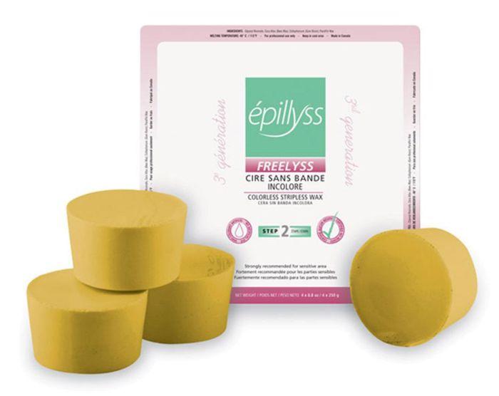 Epillyss Freelyss Stripless Wax In Puck