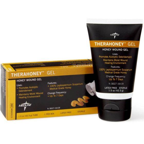 TheraHoney Wound Gel – 1.5 oz Tube