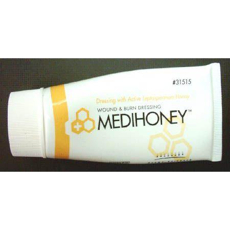 MEDIHONEY® Paste Dressing – 1.5 oz Tube 12/Case