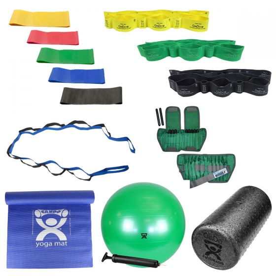 CanDo® At-Home Exercise Kits – Pro