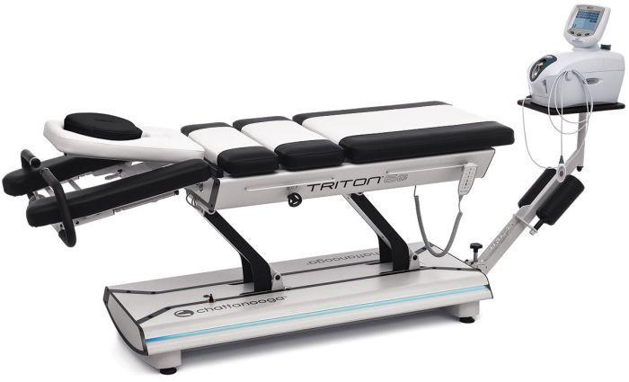 Triton® DTS 6E Traction Table