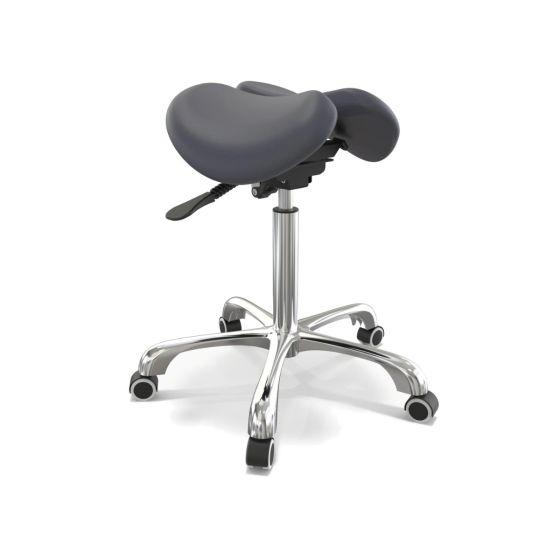 Master® Massage Berkeley Ergonomic Split Seat Style Saddle Stool