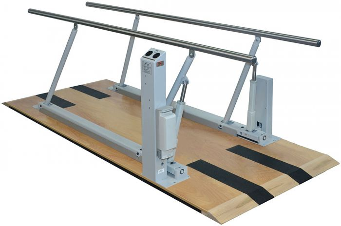 Hausmann® Electric Height and Width Parallel Bars