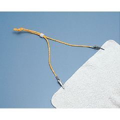 Make a Bib Clip and Cord System
