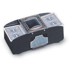 Battery Powered Card Shuffler - Each