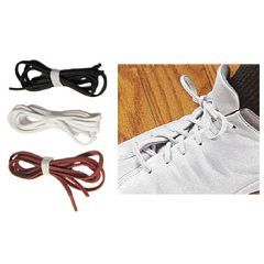 Perma-Ty Elastic Shoelaces - Tie once and never again
