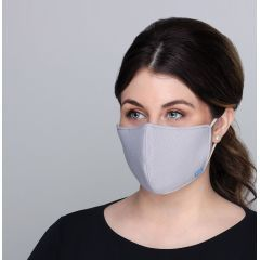 Bio-therapeutic Bt-smartmask 3-Layer Face Covering with Silver Ion Mesh