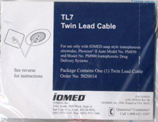 Phoresor Lead Wires Snap Tl7