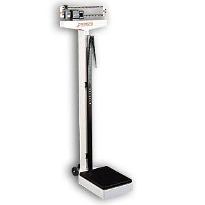 Detecto Balance Beam Scale With Height Rod #438