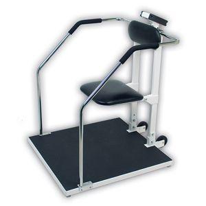Detecto Bariatric Flip Seat Scale