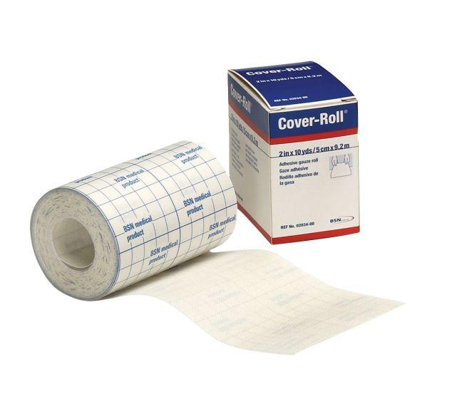 Leukotape Coverroll Stretch 2X10yd, Roll