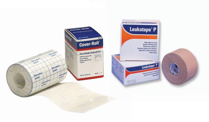 Leukotape® P & Cover-Roll® Kit