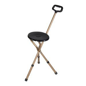 Adjustable Height Cane Seat
