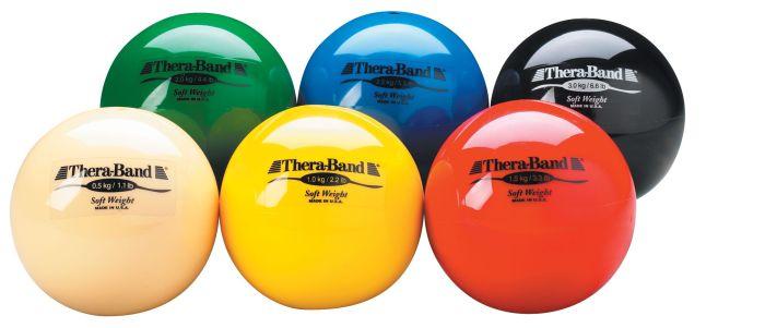 Thera-Band Soft Weights