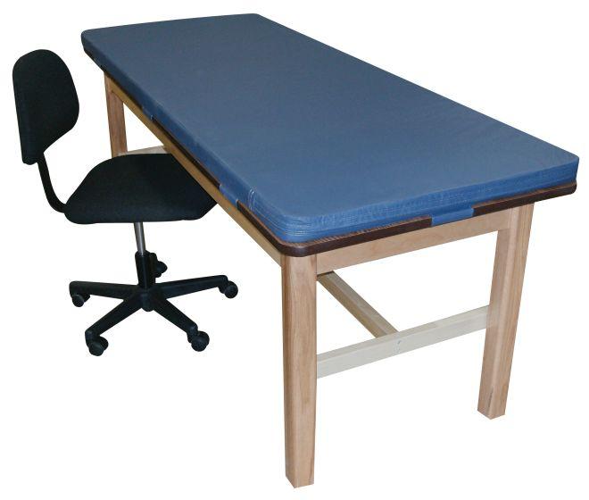 Bailey Classroom H-Brace Trmt Table W/2