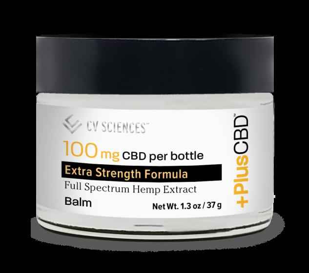 +PlusCBD™ Balm Extra Strength Formula, 1.3oz